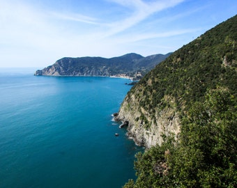 Cinque Terre, Italy Photograph Print