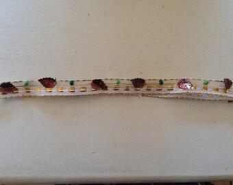headband fall colours