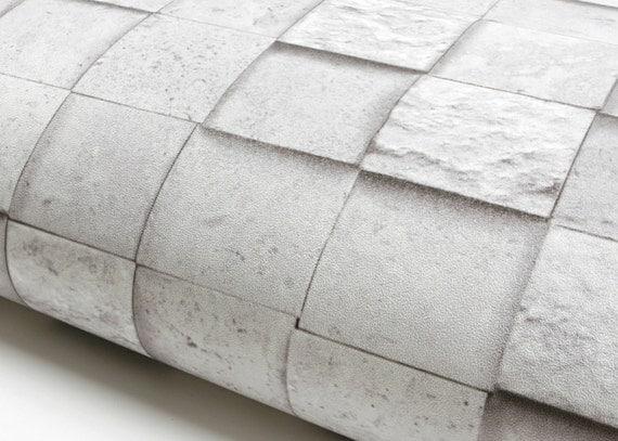 peel stick backsplash cube tile pattern contact paper self adhesive
