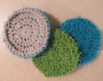 Crochet Kitchen/bath Scrubby