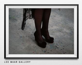 "Printable art. ""Negro Oliva II"" Photo"
