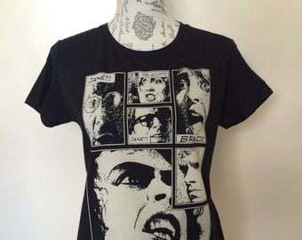 Oh Rocky!! - Inspired by the classic scene in the Rocky Horror Picture Show - ladies fit