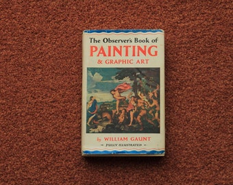 The Observer's Book of Painting & Graphic Art