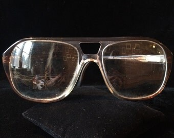 1970s men eye glasses