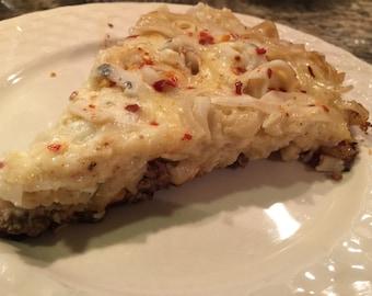 Organic Gluten Free Fettucinni Pie