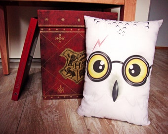 Hedwig Potter from Harry Potter pillow plush cushion