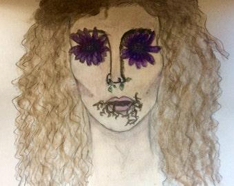 Flower vision Genesis