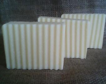 Shea Butter Soap - Bergamot & Geranium