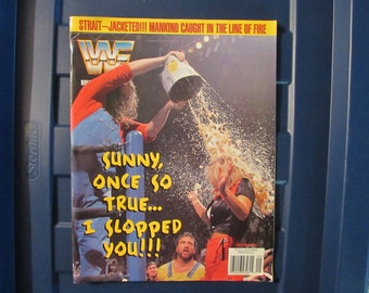 WWF Magazine Sept 1996