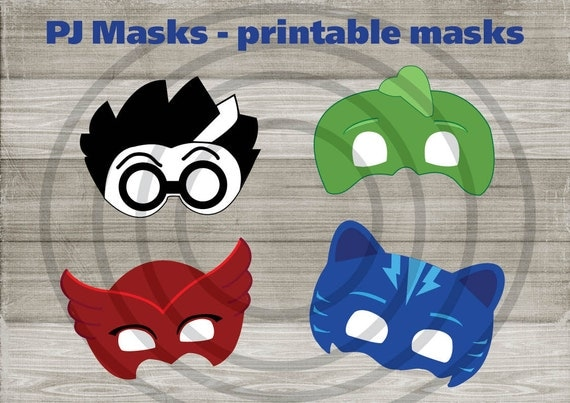 Challenger image with regard to printable pj masks