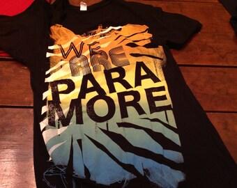 Paramore shirt -MD