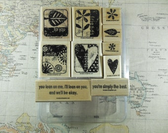 Simply the Best Stampin Up Set of 10