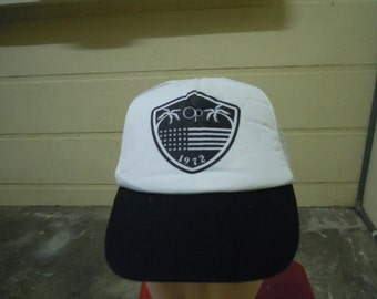 RARE Vintage OCEAN PACIFIC 1972 | Ocean Pasific Surf Cap Hat free size for all