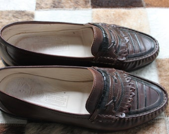 "VENTURINI""-loafer, medium, 44(german), so good as new"