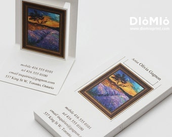 Frame Business Cards (FREE shipping)