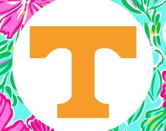 Tennessee Volunteers Cutting Files in Svg, Eps, and Dxf for Cricut & Silhouette | Rocky Top Vector | College Sports Graphics