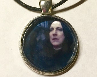 "Snape- ""Always"" inspired necklace"