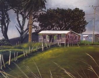 Port Waikato Road Scene 1