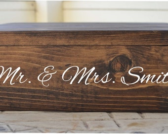 "18""x18"" Rustic Cake Stand, Custom Cake Stand, Rustic Wedding, Box Cake Stand, Wooden Cake Stand, Country Wedding, Fall Wedding, Wedding Cake"