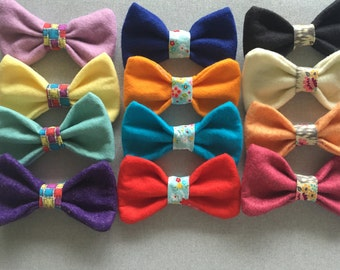 Little Girl / Baby Bows