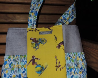 Curious George Tote