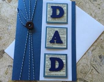 Handmade Card - Father's Day/Dad's Birthday