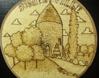 Somerville Powder House Woodburning (small)
