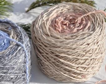 Hand Spun Yarn 7