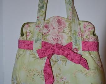 Hand made carry bag