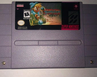 Incantation SNES (NTSC-US)