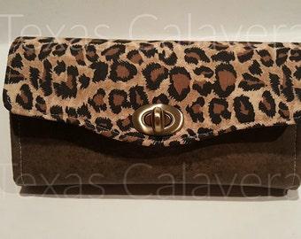 Custom Wallet/Custom Necessary Clutch Wallet