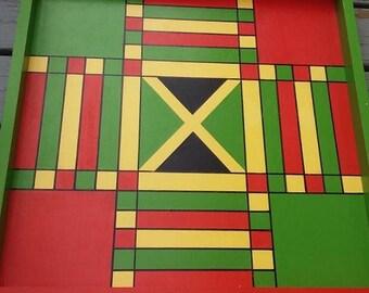 Jamaican Ludi Board