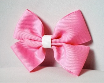 Baby Pink Boutique Bow