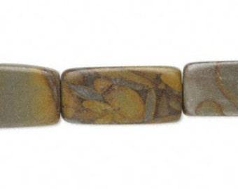 """1 strand Natural Chrysanthemum Stone Beads 16"""" (B10)"""
