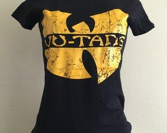 Wu-Tang Women T-Shirt rap hip hop