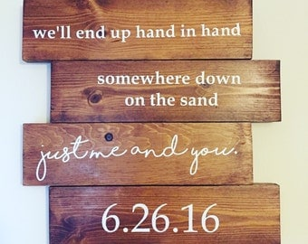 Customized wood wall decor- marriage gift- wedding gift- gift for mom- gift for grandma - anniversary gift - gift for wife