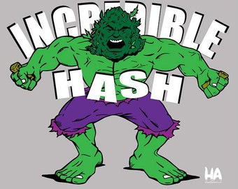 Incredible Hash Tee