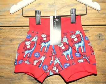 3-6 month cuff shorts