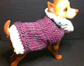 Dog Sweater (#139)