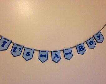 It's a boy/girl banner