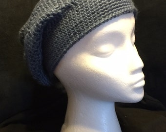 Steel Blue Perfect Slouchy