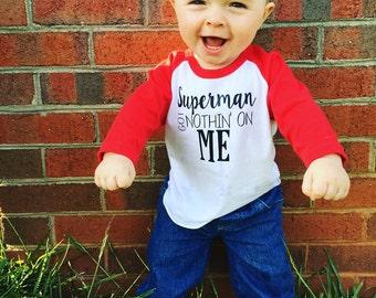 Superman got nothin' on ME