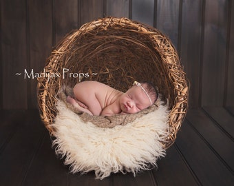 Digital Backdrop - prop for newborn photography