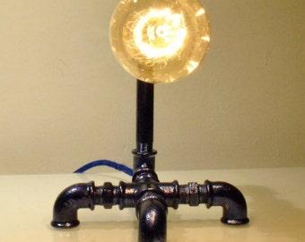 Industrial lamp-Handmade Industrial lamp