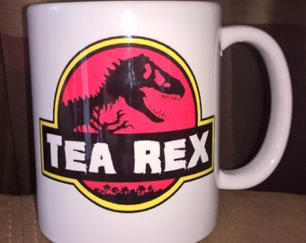 Tea Rex - Novelty Mug