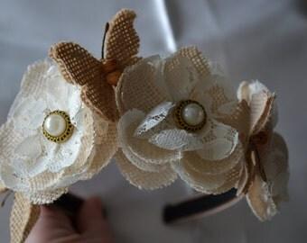 Decorative hair band