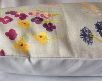 Fabric Cushion cover Japanese nani iro mist