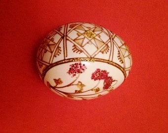 Easter egg, Hand-painted egg