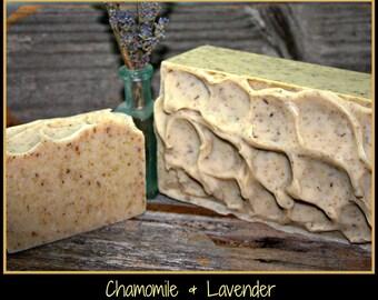 Chamomile & Lavender  Scented Soap