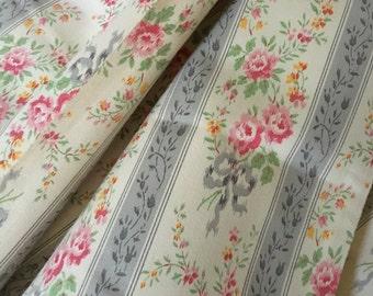 Uncut Vintage Fabric